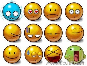 Nuove emoticon simpatiche per Facebook