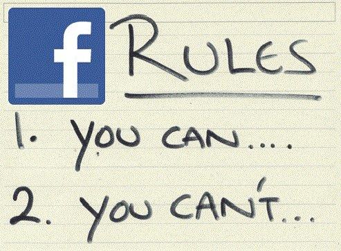Controlla se la copertina della tua pagina rispetta il regolamento di Facebook