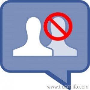 Bloccare persona facebook