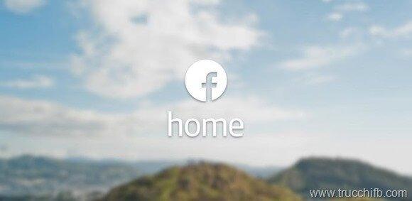 Come installare Facebook Home su tutti gli Android