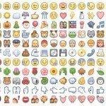 Emoji Facebook 2013
