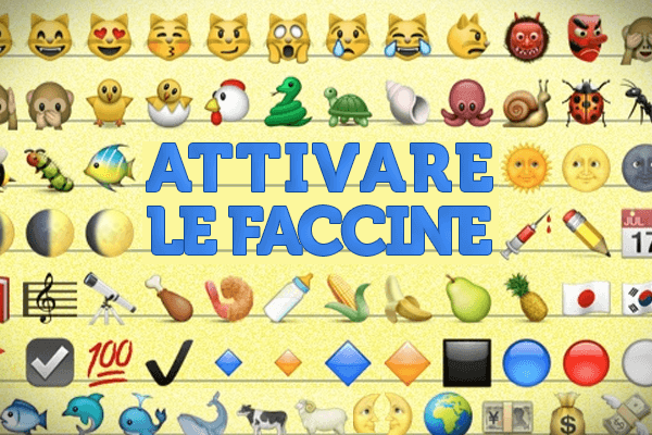 Nuove emoticon emoji per post e commenti su Facebook
