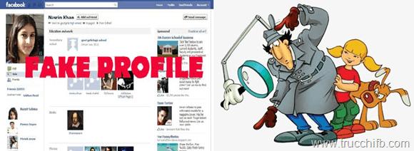scoprire profilo falso facebook