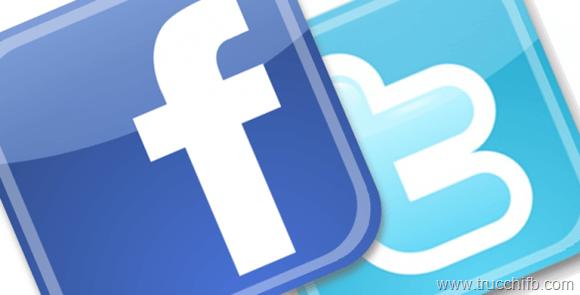 Linkare Facebook Twitter