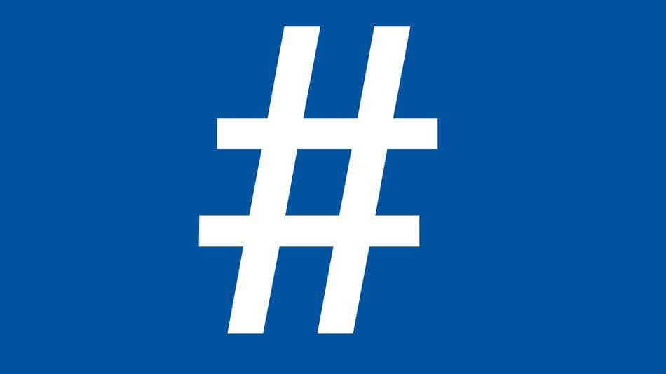 Come funzionano gli #hashtag su Facebook