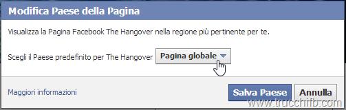 pagina globale