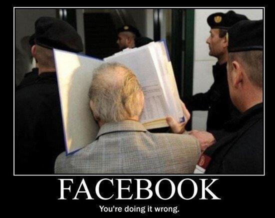 Favoloso 11 cose che dovresti immediatamente smettere di fare su Facebook GW37