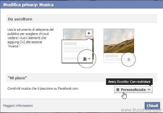 privacy musica