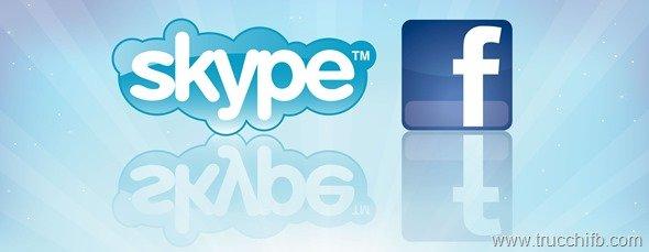 Skype e Facebook