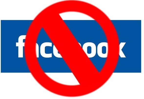 Cosa fare quando Facebook non funziona