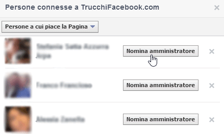Come aggiungere più amministratori a una pagina facebook