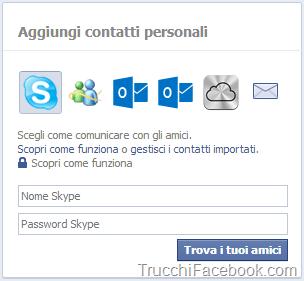 Añadir contactos
