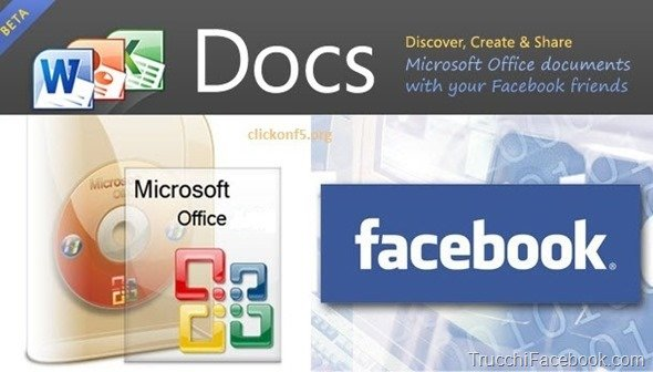 Come creare e condividere documenti Word, Excel e PowerPoint su Facebook