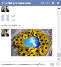 Immagini in chat