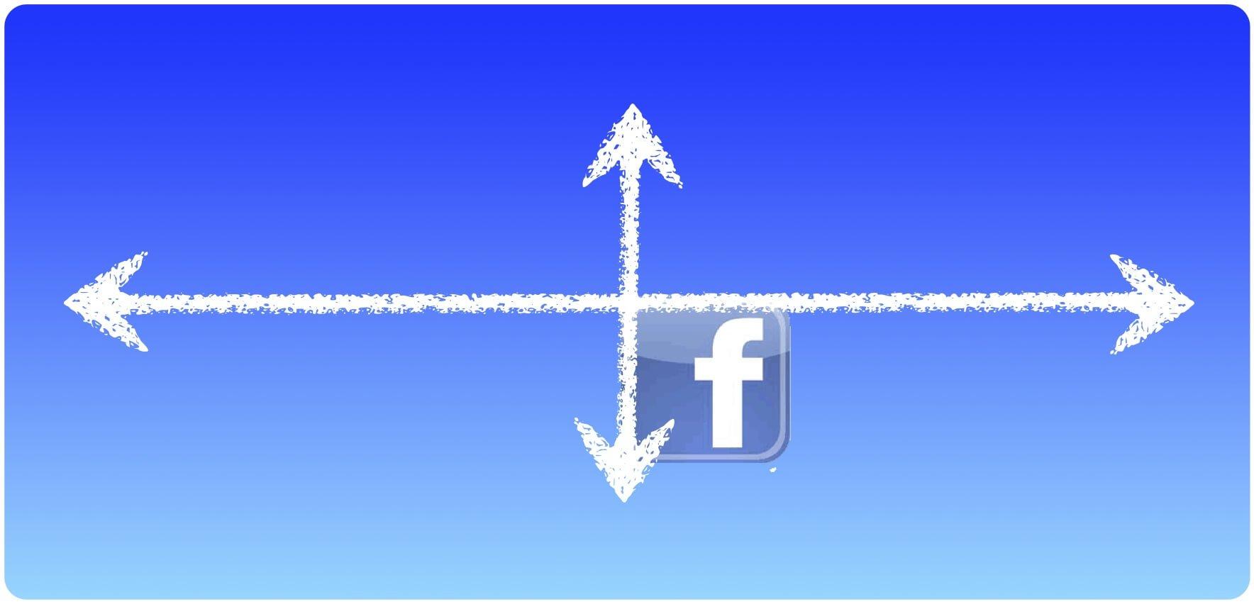 Dimensioni immagini su Facebook
