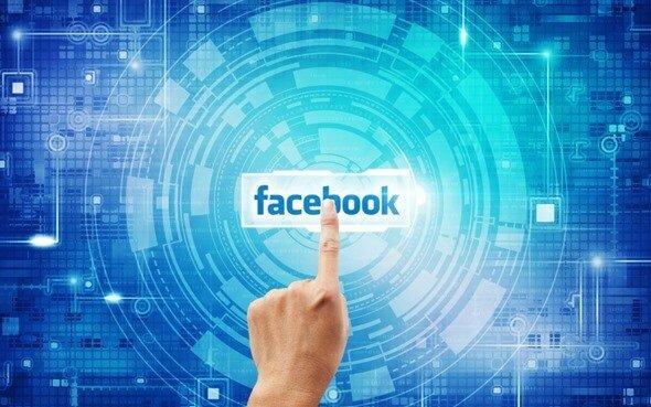 Facebook click