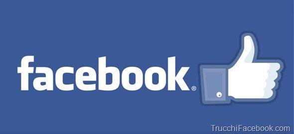 Mi piace da pagina Facebook