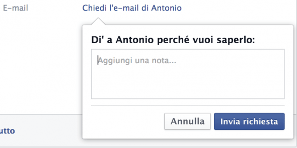 Chiedi-email-Facebook