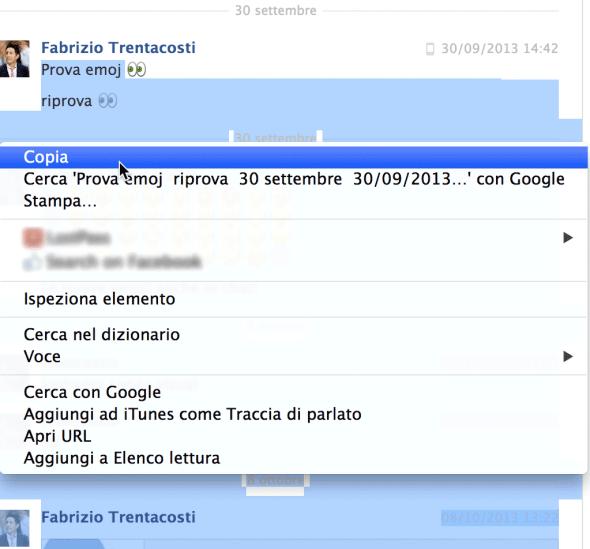 Bien connu 3 metodi per scaricare messaggi e conversazioni da Facebook RN77