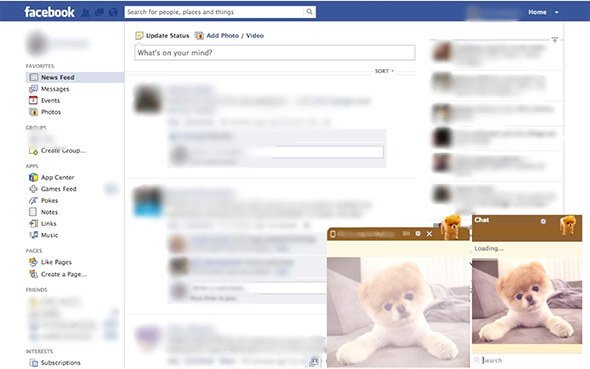 Facebook-Chat-Platinium