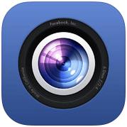 Fotocamera Facebook