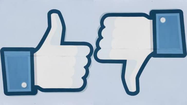 """Come inviare emoticon """"mi piace"""" e """"non mi piace"""" su Facebook"""