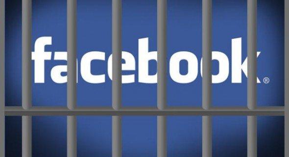 Prigione Facebook