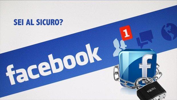 8 passi per proteggere Facebook
