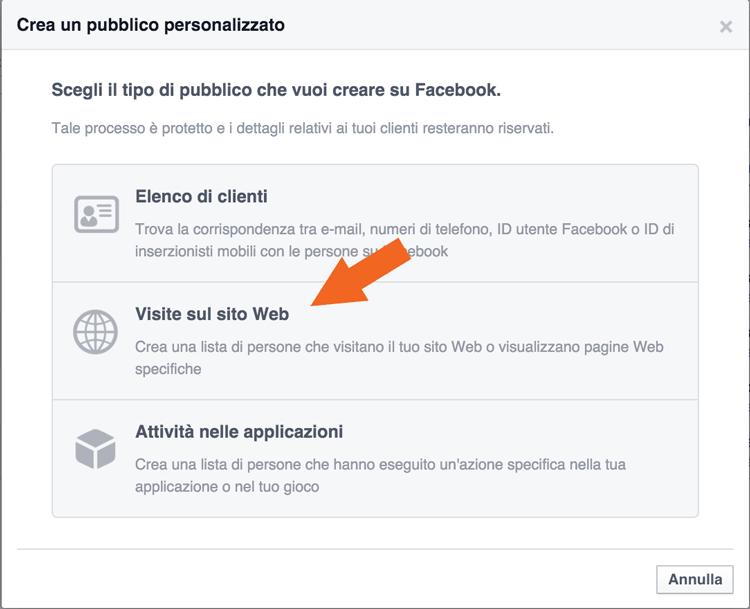 crea-pubblico-personalizzato-facebook
