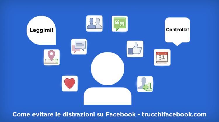 Le 7 fonti di distrazione di Facebook e come evitarle