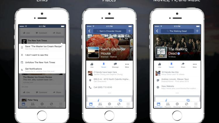 Come salvare post e contenuti su Facebook