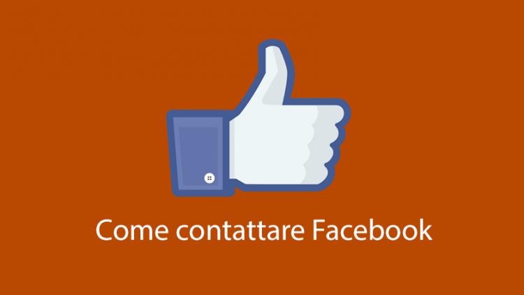 Contattare-Facebook