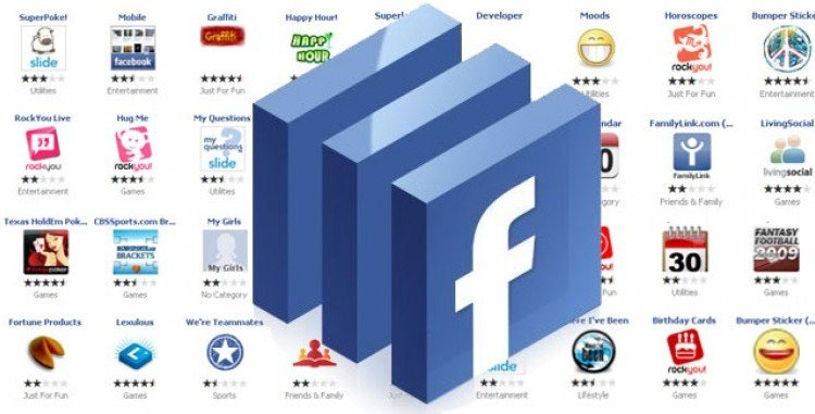 Nuove impostazioni per le applicazioni su Facebook