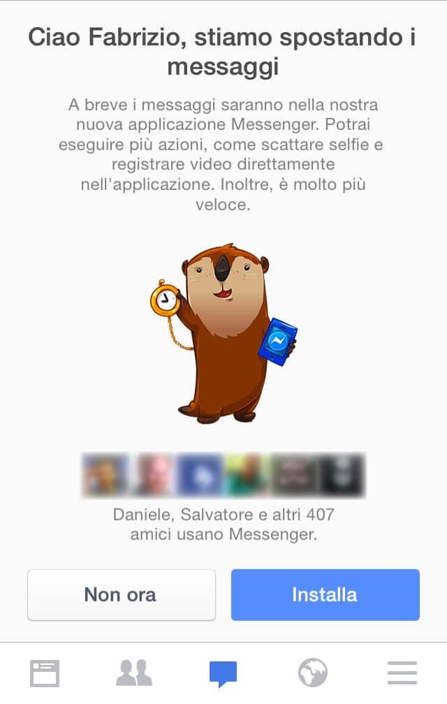 installa-messenger