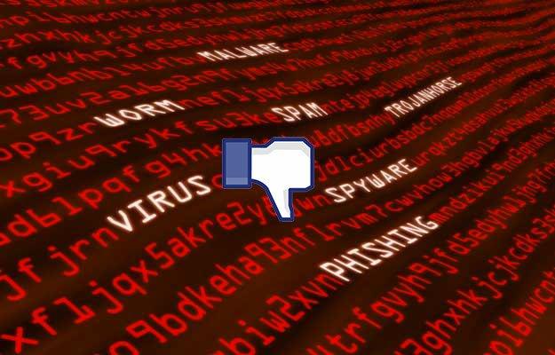 Cosa fare quando c'è un virus su Facebook