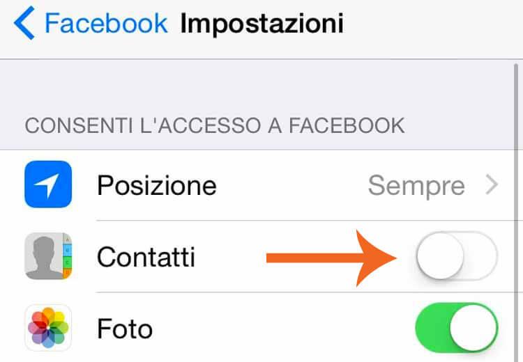 contatti-facebook-iphone