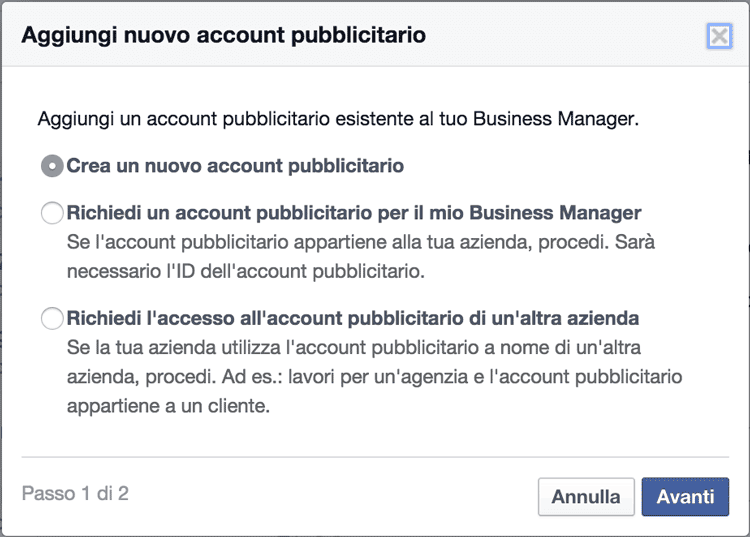crea-account-pubblicitario