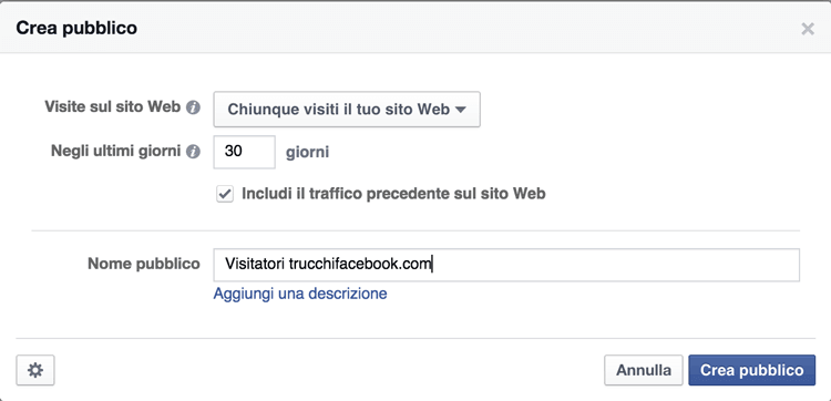 retargeting-facebook-visite-sito-web