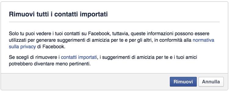 rimuovi-contatti-importati-facebook
