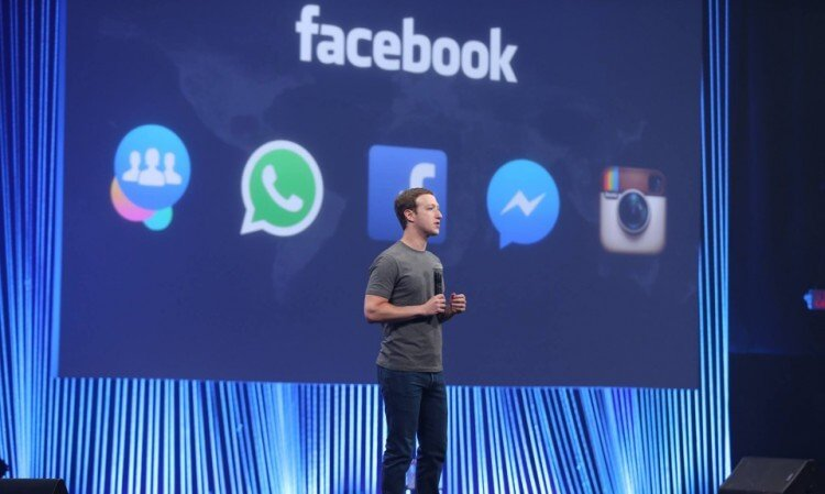 mark zuckerberg alla conferenza F8