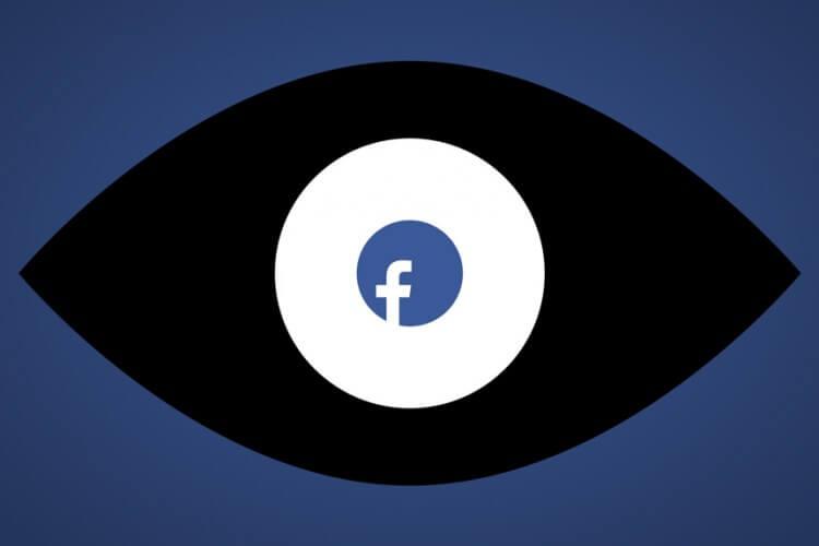 occhio facebook