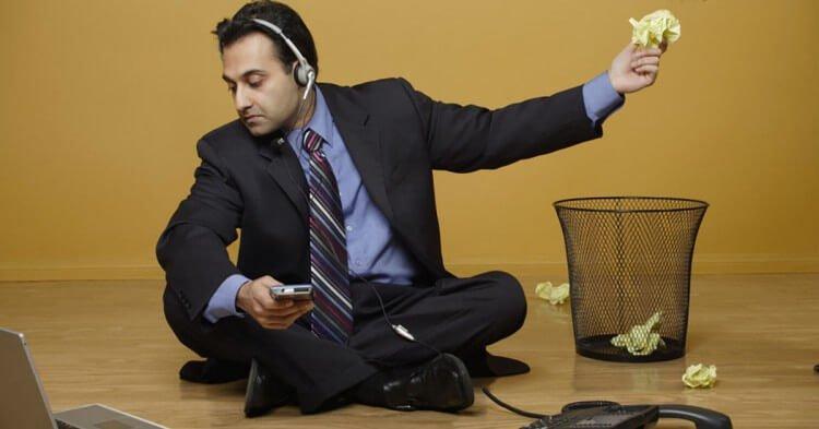 Calo di produttività a causa delle distrazioni digitali