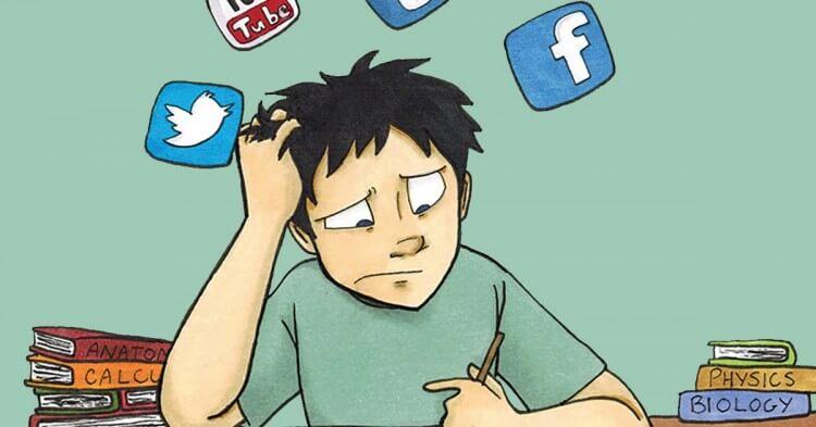 distrazioni-social-media