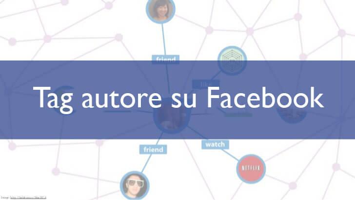 Come attivare il Tag Autore su Facebook