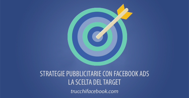 Strategie pubblicitarie con Facebook Ads