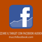 Come analizzare il target con Facebook Audience Insights