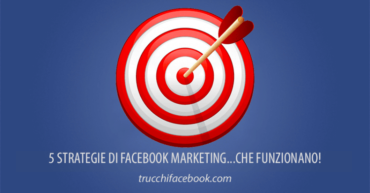 Strategie Facebook Marketing