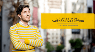 L'alfabeto del Facebook Marketing