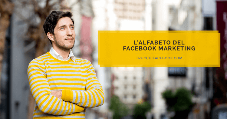 Alfabeto del Facebook Marketing