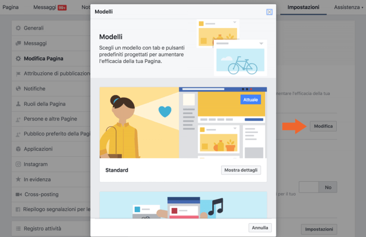 modelli-tab-pagina-facebook